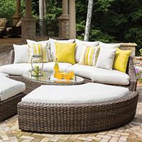 Lloyd Flanders Furniture Discount Store And Showroom In