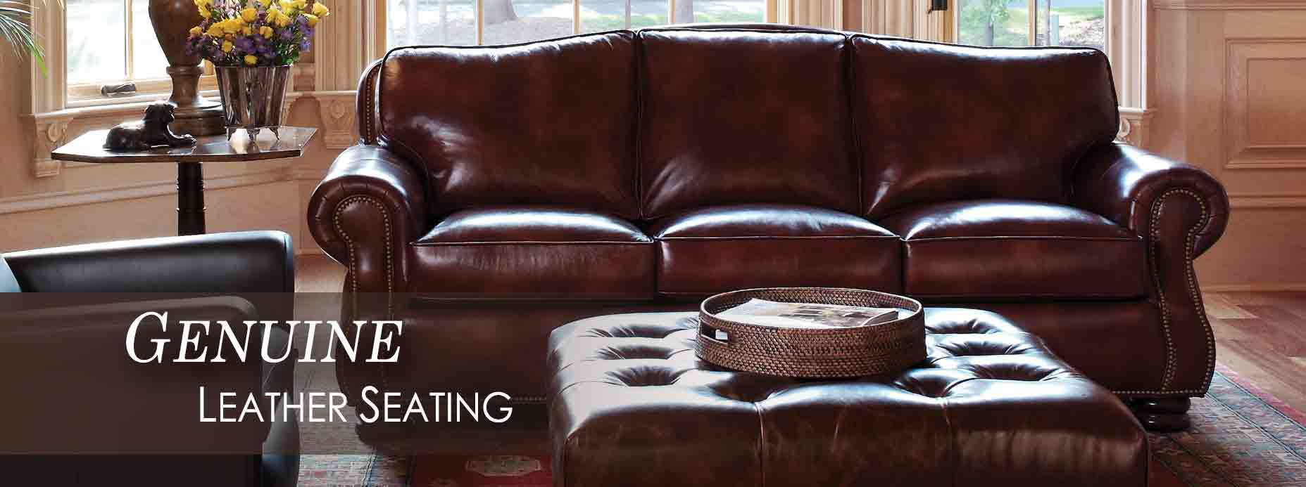 LEATHER SOFAS, RECLINERS, CHAIRS, SECTIONALS U0026 MORE