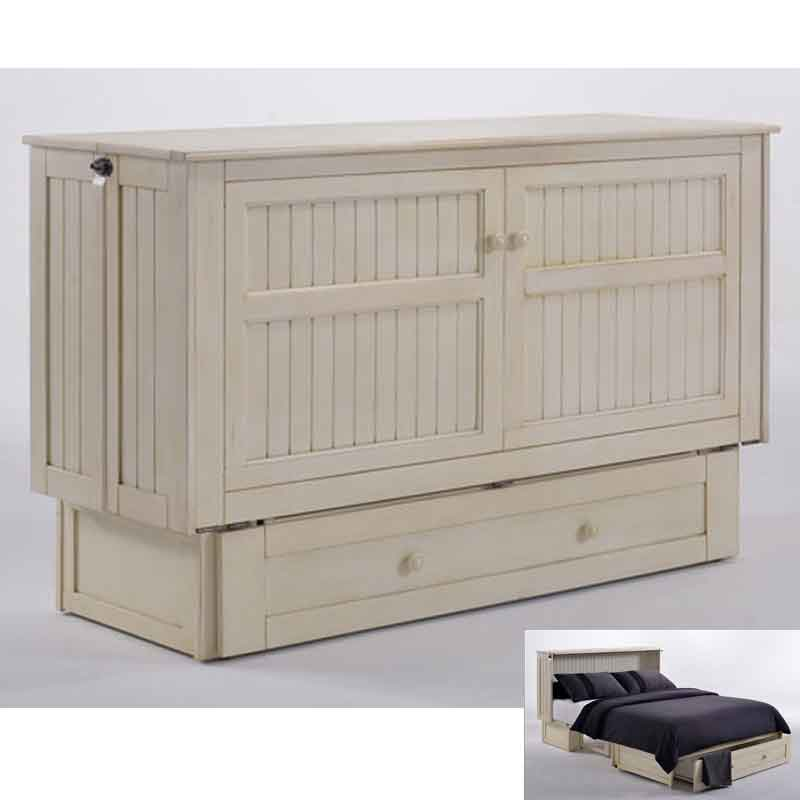 Daisy Murphy Cabinet Bed Night & Day Furniture