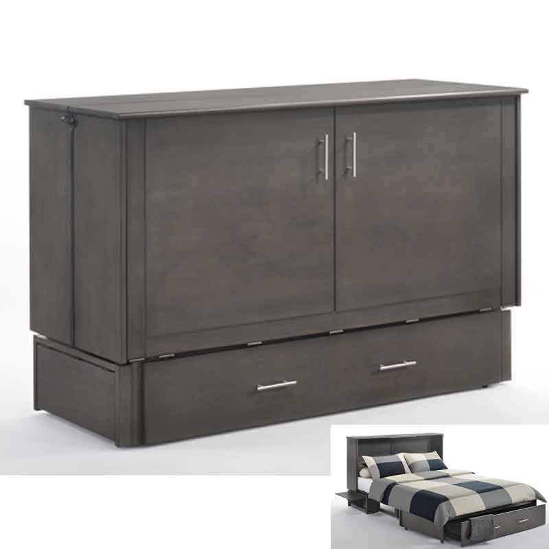 Sagebrush Murphy Cabinet Bed Night & Day Furniture