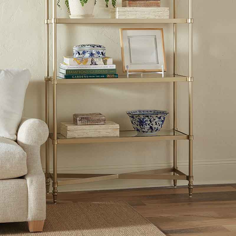 Bookcases, Etageres & Bars
