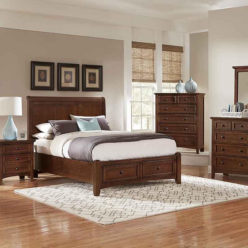 Vaughan Bassett Furniture Discount Store Showroom In Hickory Nc